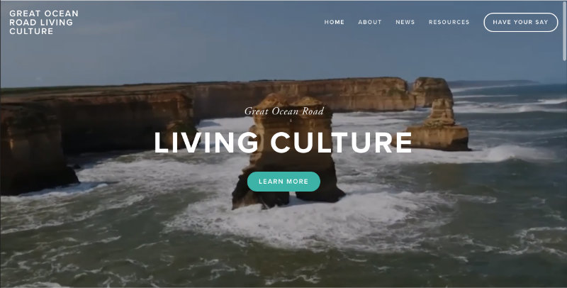 Aboriginal Tourism Development Plan for the Great Ocean Road